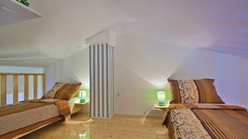 Nicely decorated apartment for 3 persons with private balcony, 5