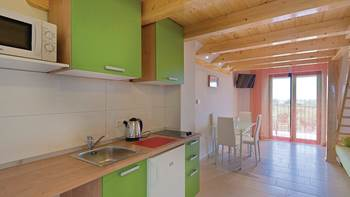 Nicely decorated apartment for 3 persons with private balcony, 3