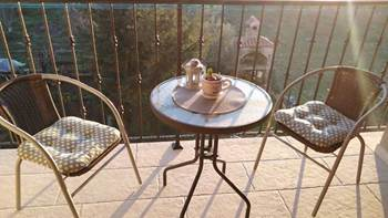 Nicely decorated apartment for 3 persons with private balcony, 7