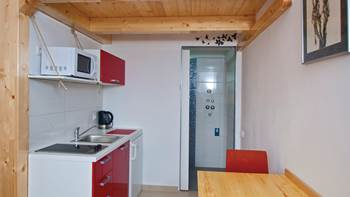 Fully equipped studio apartment for 2 persons in Pula, 3