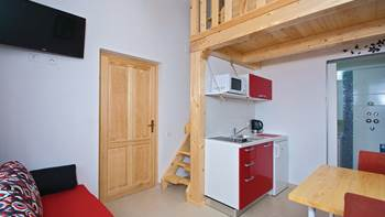 Fully equipped studio apartment for 2 persons in Pula, 1
