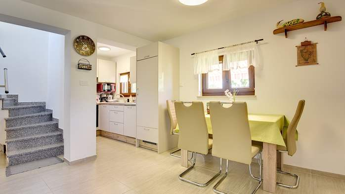 House in Pula with two bedrooms and a large garden, 13