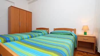 Apartment for 8-9 persons with pleasant ambience, private balcony, 7