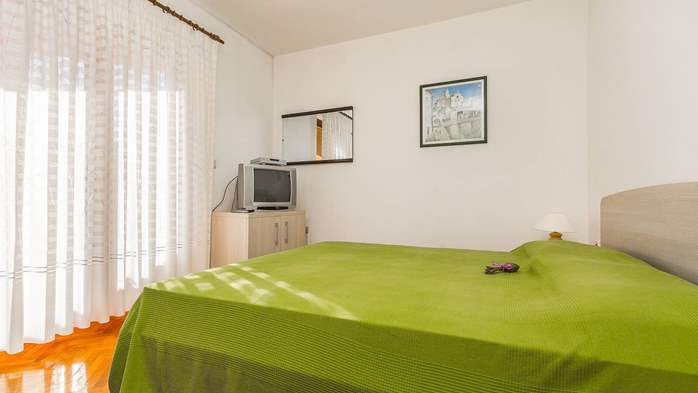 Nicely decorated apartment for 3 persons with private balcony, 1
