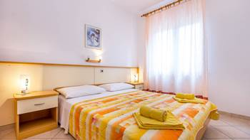 Ground floor apartment with private terrace for 3 persons, WiFi, 3