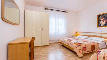 Large apartment for six persons and two bedrooms, terrace, WiFi, 7