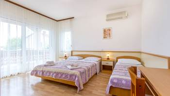 Large apartment for six persons and two bedrooms, terrace, WiFi, 3