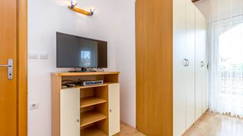 Large apartment for six persons and two bedrooms, terrace, WiFi, 12