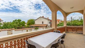 Large apartment for six persons and two bedrooms, terrace, WiFi, 13
