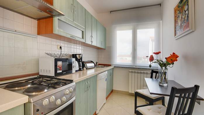 Pleasent apartment with 3 luminous bedrooms in Medulin, 7