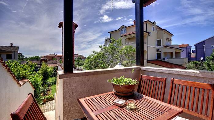Elegant and comfy 2 bedroom apartment in Medulin with balcony, 8
