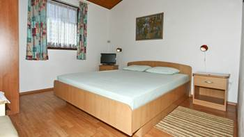 Apartment with sea view with two bedrooms for four persons, 5