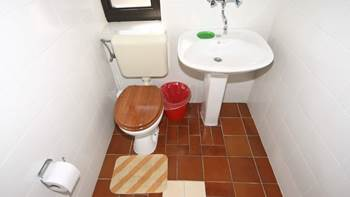 Lovely room with private balcony and sea view for two, parking, 5