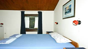 Lovely room with private balcony and sea view for two, parking, 9