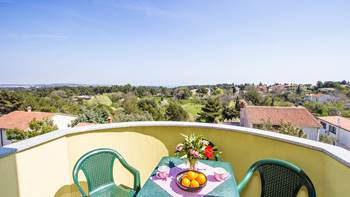 Apartment for 6 persons in the attic with nice view from balcony, 9