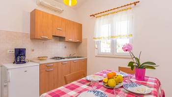 Very nice, air-conditioned apartment for 4 persons with sea view, 1