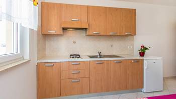 Apartment with one bedroom for 4 persons, WiFi, air conditioning, 2