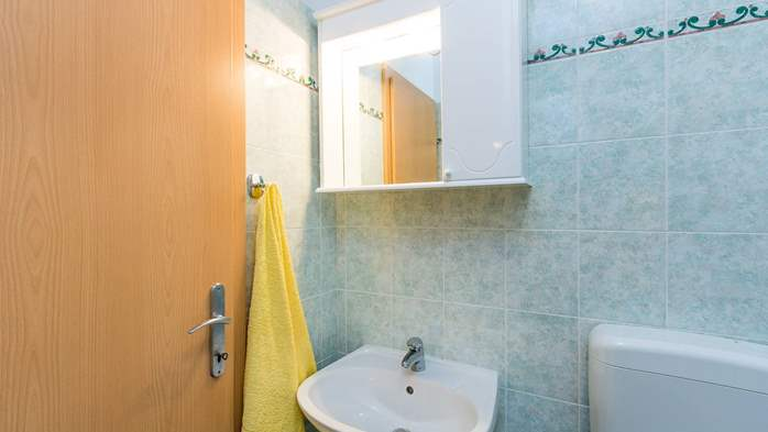 Friendly apartment close to natural park Kamenjak for 4 persons, 4