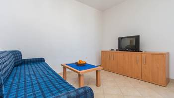 Friendly apartment close to natural park Kamenjak for 4 persons, 8