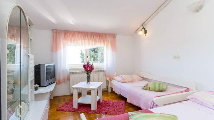 Apartment in the attic with an unbeatable sea view in Pula, 3