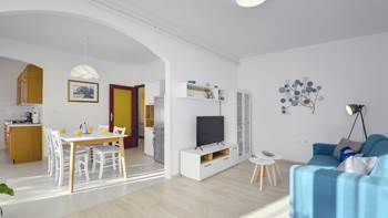 Two bedrooms in apartment for 4-5 persons with private terrace, 2