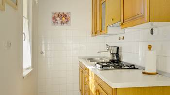 Two bedrooms in apartment for 4-5 persons with private terrace, 10