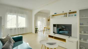 Two bedrooms in apartment for 4-5 persons with private terrace, 4