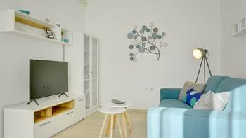 Two bedrooms in apartment for 4-5 persons with private terrace, 3