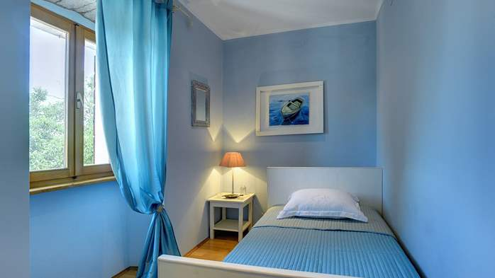 Istrian villa with private pool, playground for kids and barbecue, 17