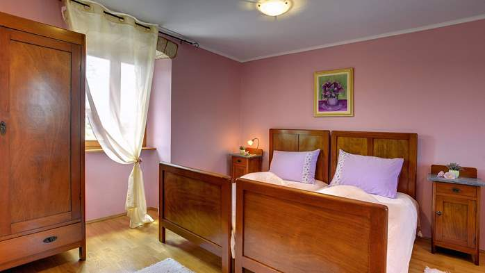 Istrian villa with private pool, playground for kids and barbecue, 22