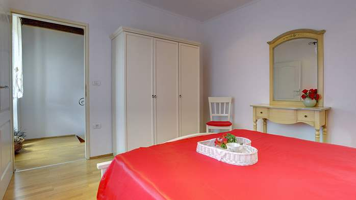 Istrian villa with private pool, playground for kids and barbecue, 21