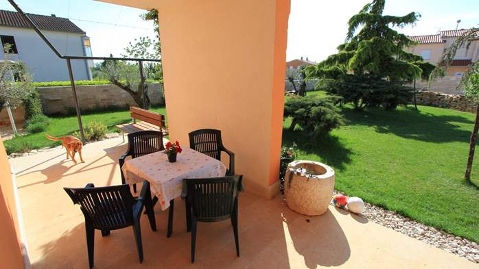 Cozy and homey apartment in Fažana, with free WiFi and SAT-TV, 8