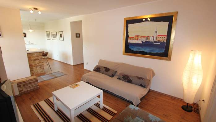 Cozy and homey apartment in Fažana, with free WiFi and SAT-TV, 2