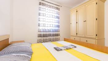 Apartment with double room for 4 persons, parking, WiFi, SAT-TV, 6