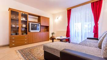 Spacious 3 bedroom apartment with wonderful covered terrace, 3