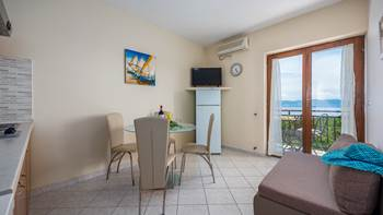 Apartment for 4 persons, on the second floor, sea view balcony, 3