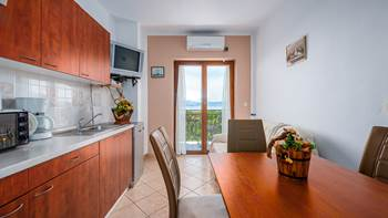 Lovely air conditioned apartment for 2 persons, WiFi and SAT-TV, 3
