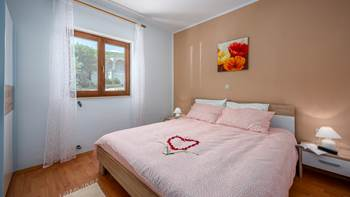Air conditioned apartment for 5 persons on the first floor, WiFi, 11
