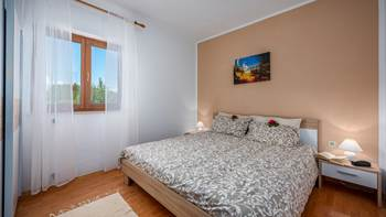 Air conditioned apartment for 5 persons on the first floor, WiFi, 9
