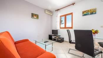 Two bedroom apartment, for 5 persons, with private terrace, WiFi, 2