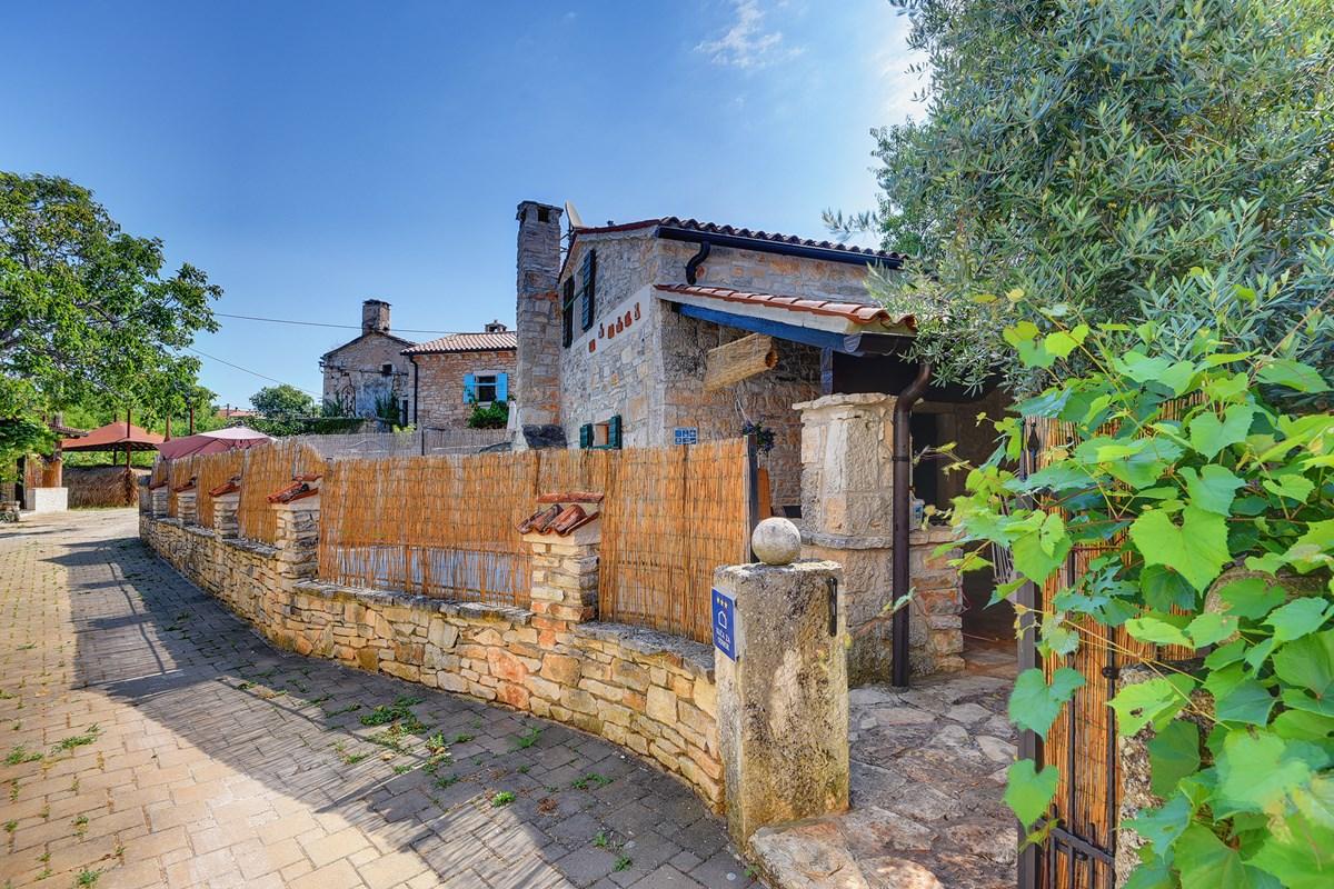 Ferienhaus Villa Dani/Villa Dani (2638786), Rezanci, , Istrien, Kroatien, Bild 9