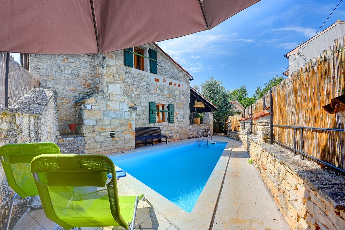 Ferienhaus Villa Dani/Villa Dani (2638786), Rezanci, , Istrien, Kroatien, Bild 1