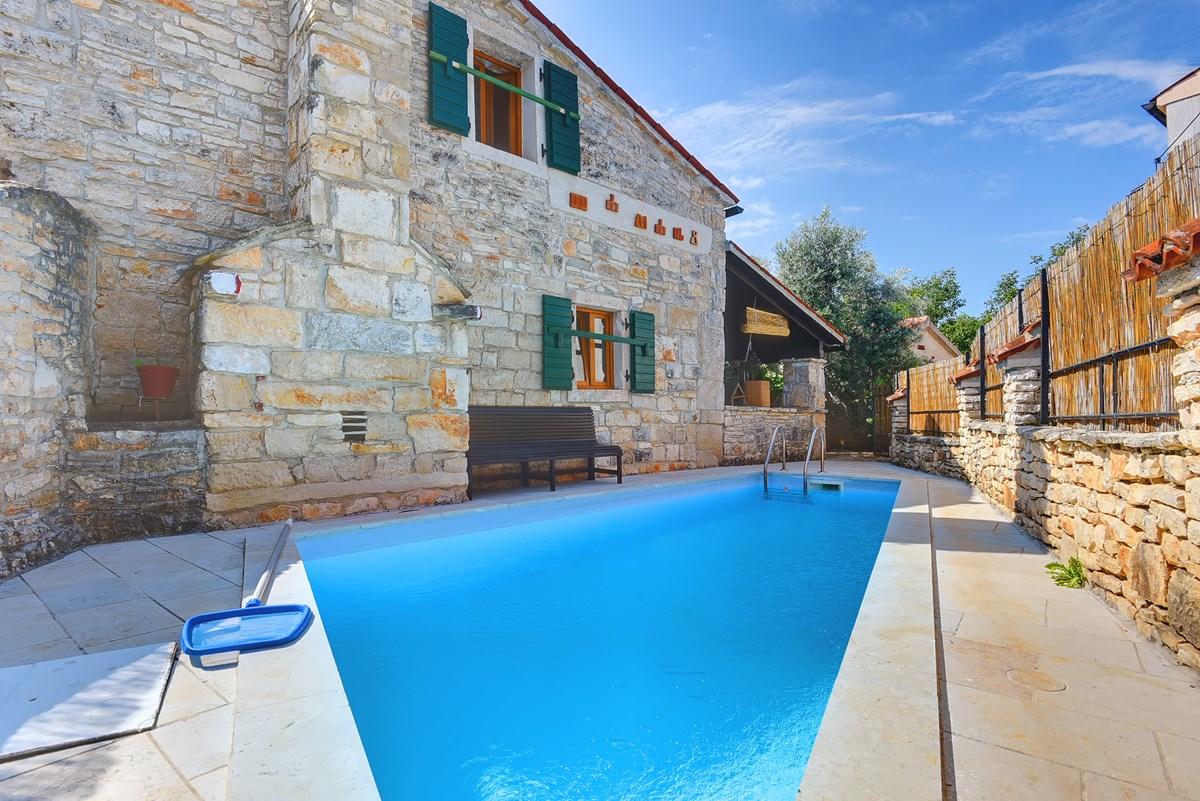 Ferienhaus Villa Dani/Villa Dani (2638786), Rezanci, , Istrien, Kroatien, Bild 4
