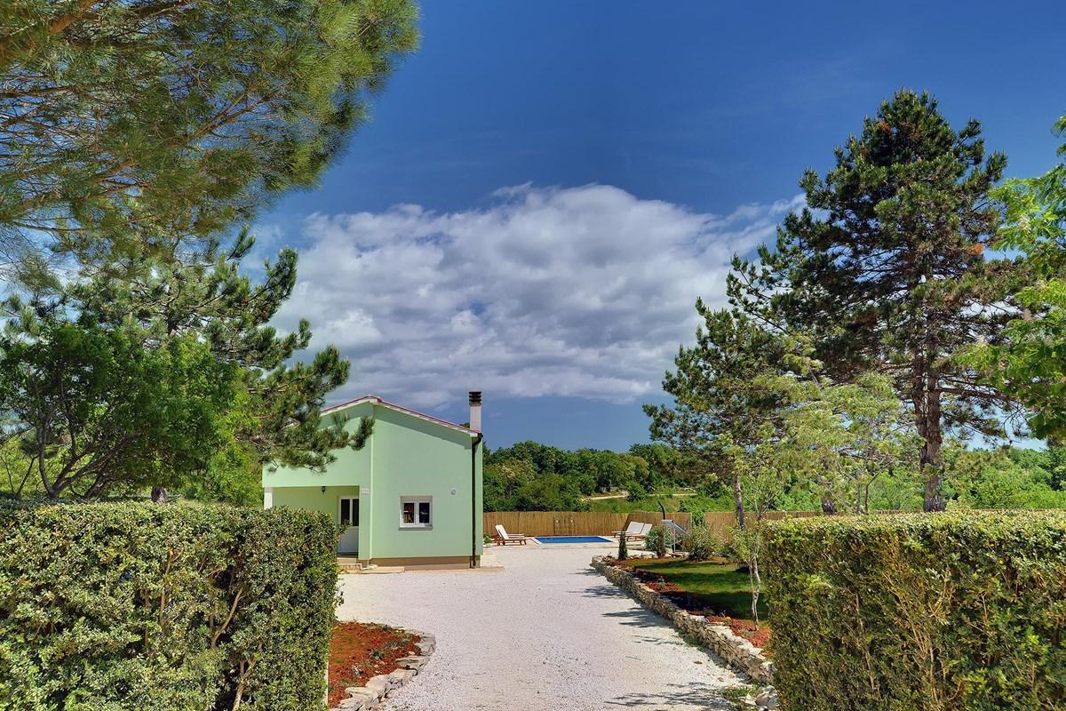 Ferienhaus Villa Lana/Villa Lana (1638591), Svetvinčenat, , Istrien, Kroatien, Bild 13