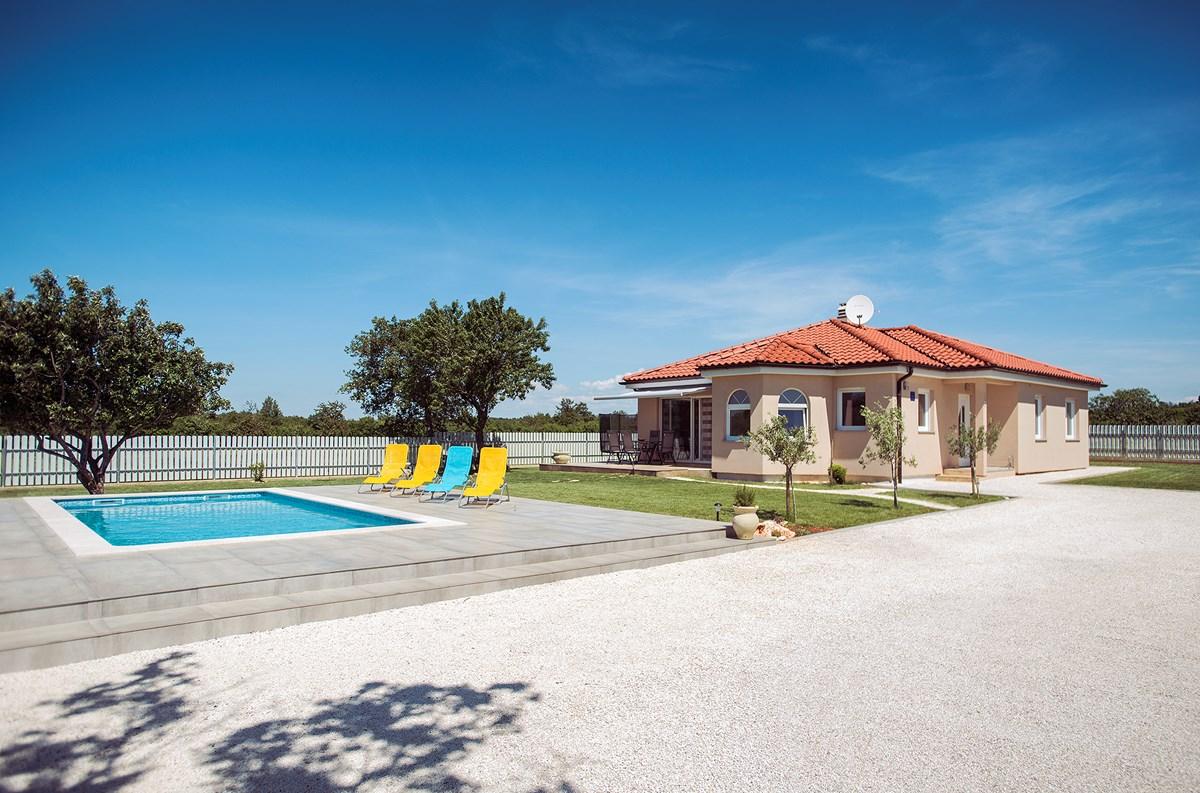 Ferienhaus Villa Zora/Villa Zora (2182591), Muntic, , Istrien, Kroatien, Bild 5