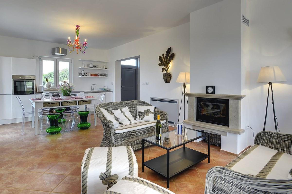 Holiday house Villa Mongarsel/Villa Mongarsel (1001442), Rovinj, , Istria, Croatia, picture 2