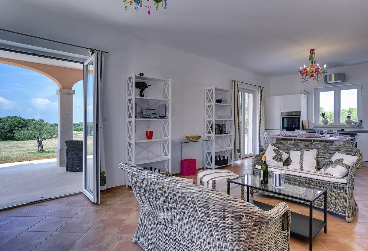 Holiday house Villa Mongarsel/Villa Mongarsel (1001442), Rovinj, , Istria, Croatia, picture 9